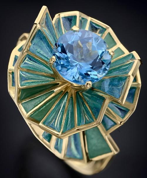 jeweler Vladimir Mikhailov