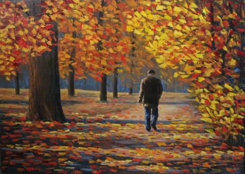 Painting Autumn