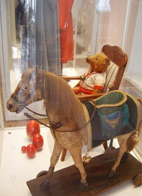 Russian Royal Children's toys
