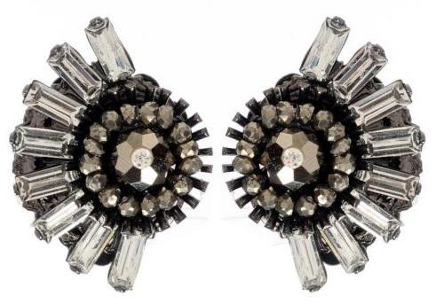 Miriam Haskell earrings