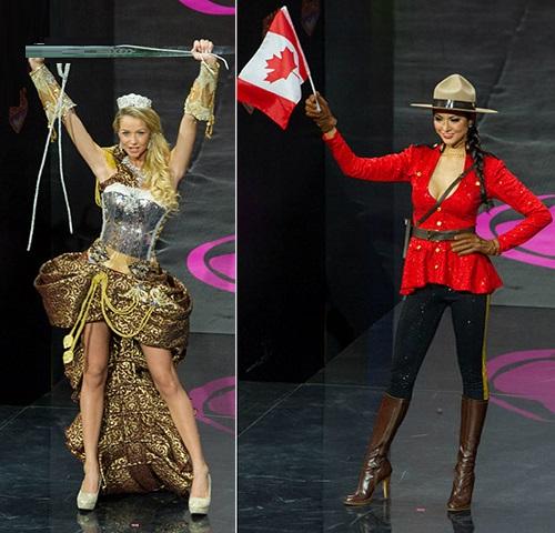 Jenna Talackova Transgender Miss Canada