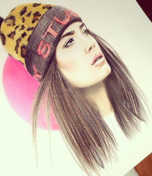 Pencil portraits by Sarkis Sarkissian
