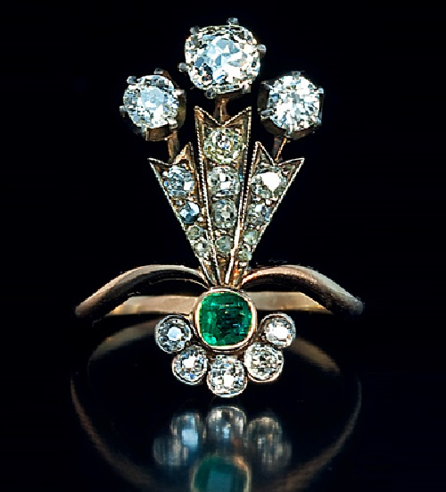 Russian Imperial jewelry