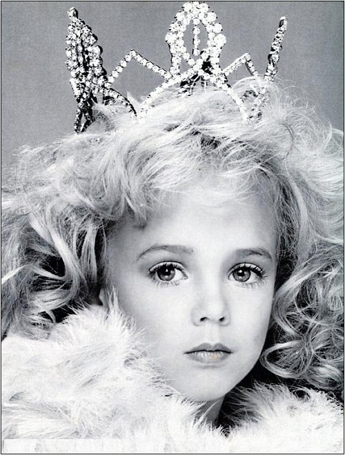 JonBenet Ramsey. Requiem for murdered beauty