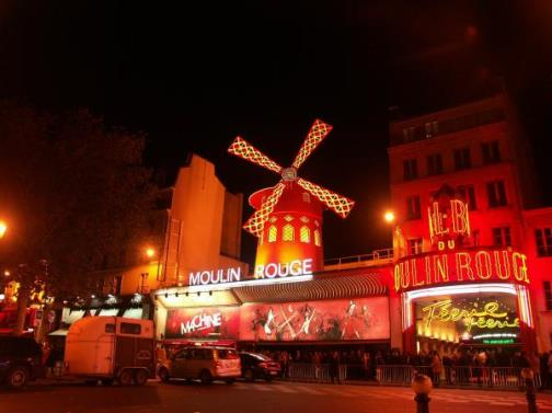 what does moulin rouge mean