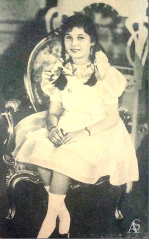 Her Sultanic Highness Princess Fawzia