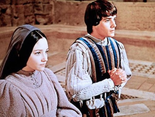 Phrase olivia hussey romeo and juliet