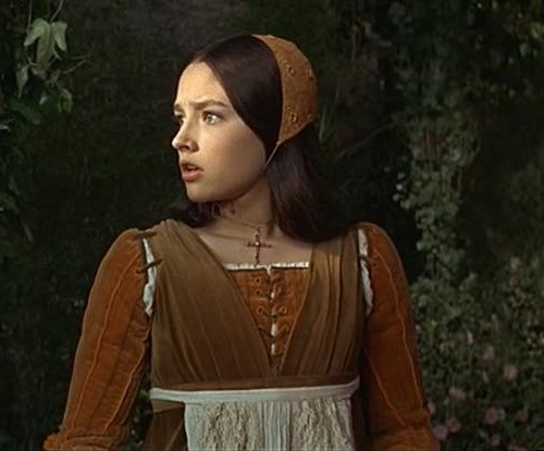 You Olivia hussey romeo think, that