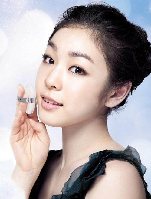 figure skater Kim Yuna
