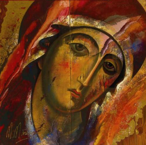 Painting by Contemporary artist Martiros Manoukian