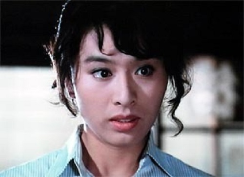 Japanese actress of Soviet cinema Komaki Kurihara