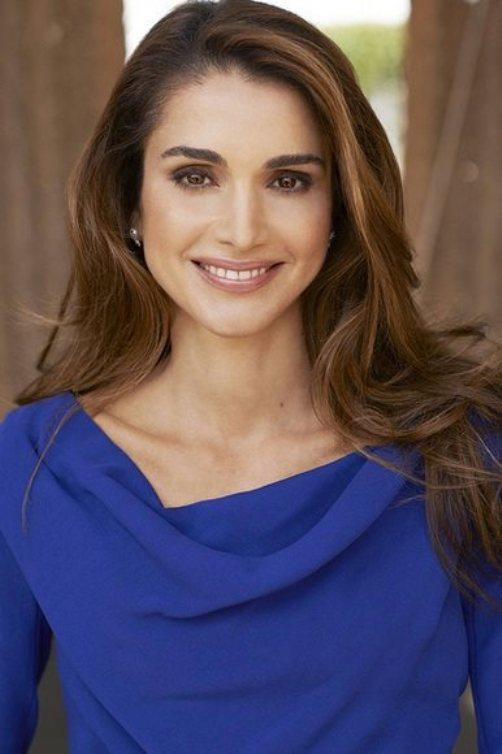 Most beautiful queen of the planet - Queen Rania - Beauty ... Queen Rania Al Abdullah