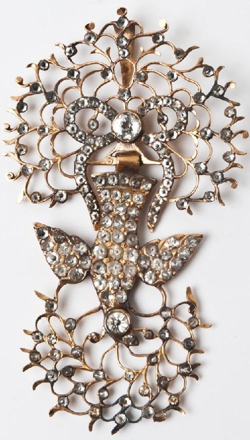 Norman jewelry Holy Spirit pendant