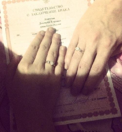 Alison Brooks and Alina Davis marriage