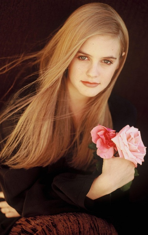 Alicia Silverstone. Beautiful Jewish women
