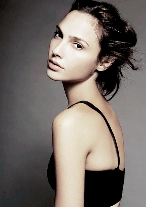 Gal Gadot. Beautiful Jewish women