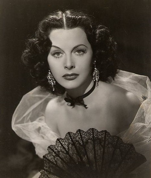 Hedy Lamarr. Beautiful Jewish women
