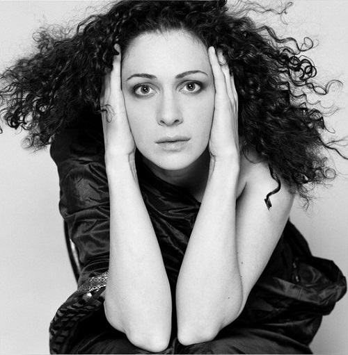 Ksenia Rappoport. Beautiful Jewish women