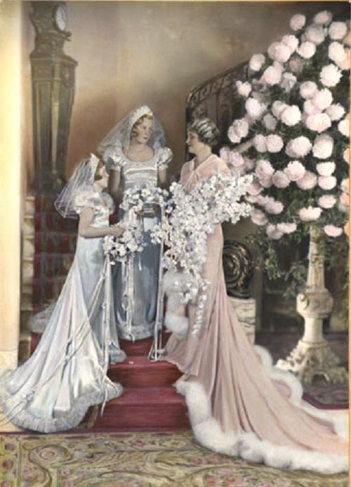 Beauty collector Marjorie Merriweather Post