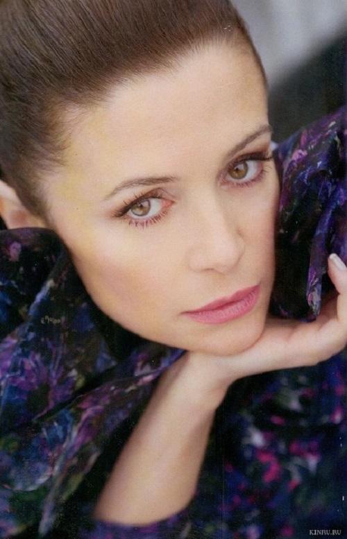 Oksana Fandera. Beautiful Jewish women