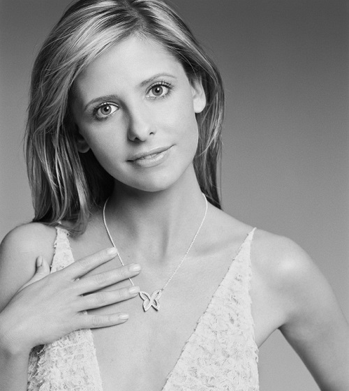 Beautiful Jewish women. Sarah Michelle Gellar