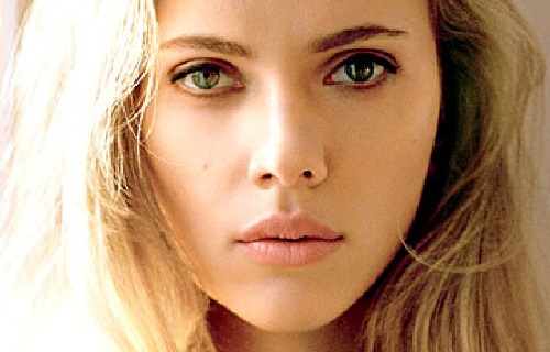 Beautiful Jewish women. Scarlett Johansson