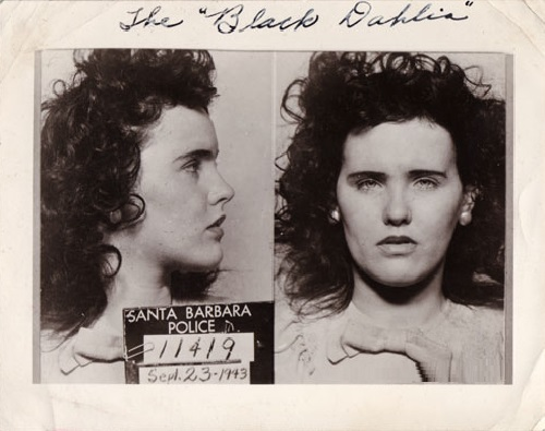 Arrest photo from 1943 for underage drinking