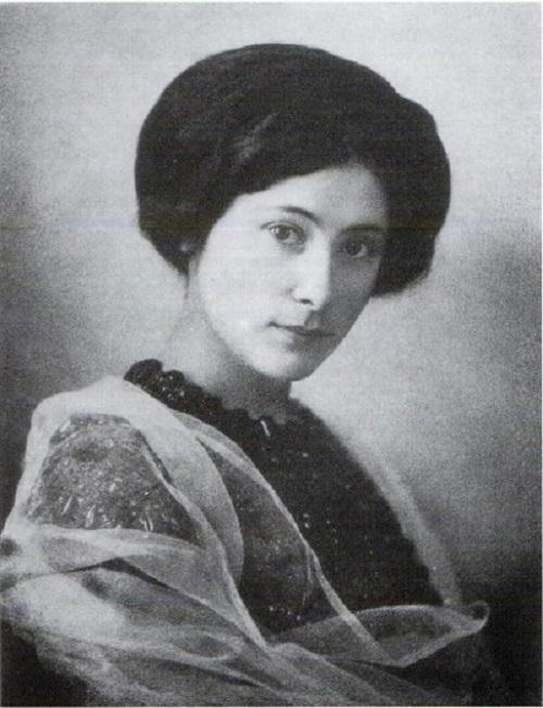 Russian princess - Silver Age last muse Salomea Andronikova