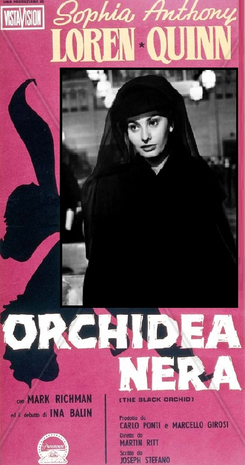 The Black Orchid, 1958
