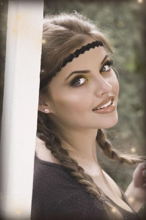 2014 Most Beautiful Women. Miss Kazakhstan 2014 Regina Vandysheva
