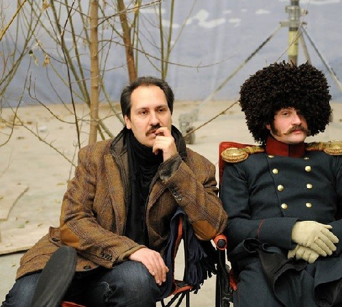 Costume Designer Dmitry Andreev