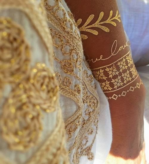 Are Gold Tattoos Possible