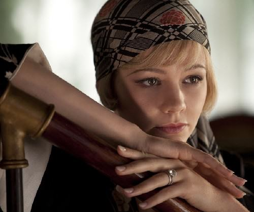 Carey Mulligan in The Great Gatsby, 2013