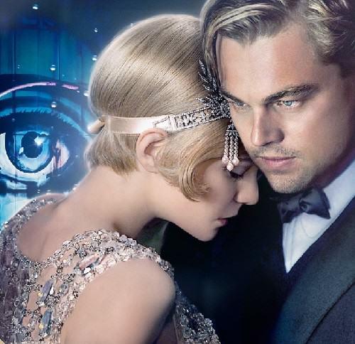 Leonardo DiCaprio and Carey Mulligan in The Great Gatsby, 2013