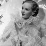 Hollywood actress Frances Farmer
