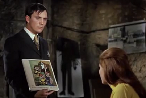 Beauty Will Save 1965 Thriller The Collector Beauty Will