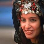 Berber tribal woman