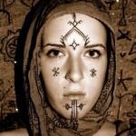 tattoos of Berber women