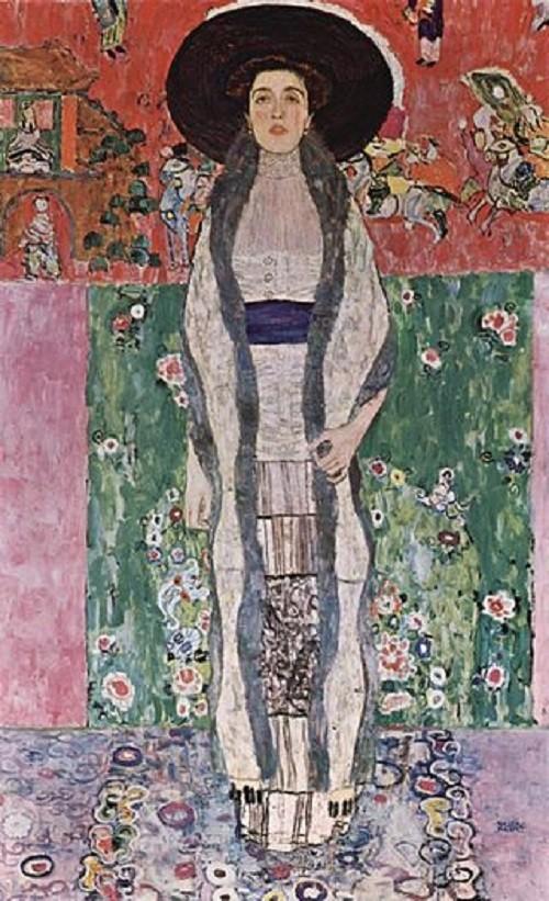Retrato de Adele Bloch-Bauer II, 1912