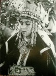 Unique and beautiful Berber tribal women