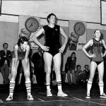 213 cm Ulyana Semenova was a two-time Olympic champion, and now – the chairman of the Latvian Olympic Social Fund