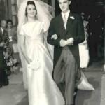 Henrietta Tiarks Duchess of Bedford, 1961