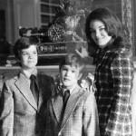 with children, 1970