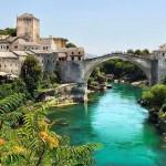 Old Bridge in Bosnia and Herzegovina