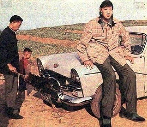 Zeng Jinlian (June 25, 1964 – February 13, 1982)