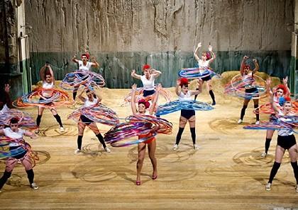 2013 Guinness World Record Most Hula Hoops Spun Simultaneously. London. Hula Hoop interesting facts