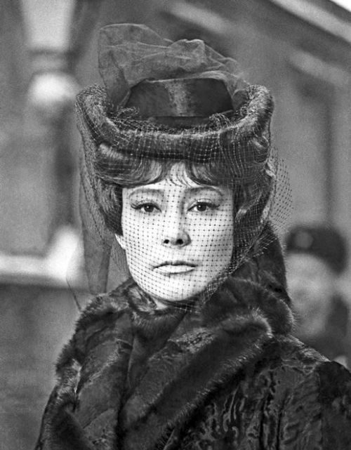 Anna Karenina film adaptations - Soviet eponymous film of 1967