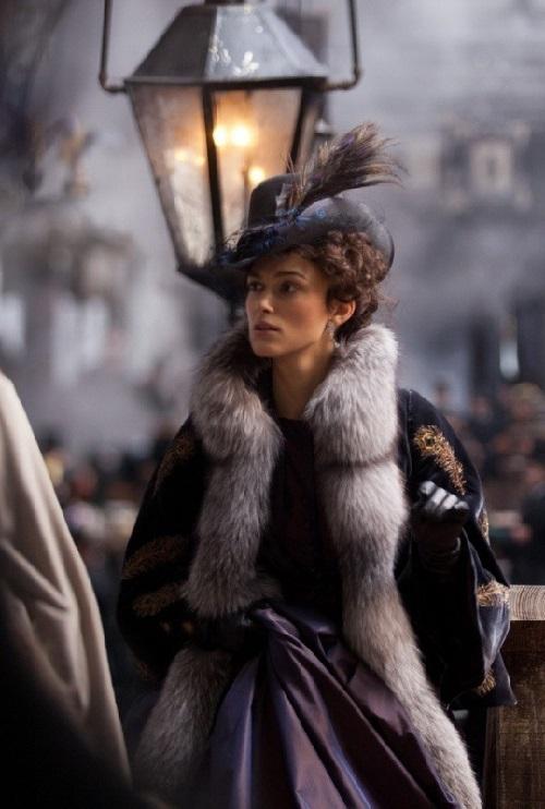 Keira Knightley in Anna Karenina, 2012