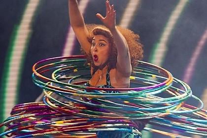 Performer Marawa the Amazing