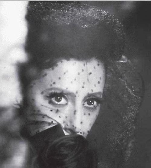 Maya Plisetskaya in film-ballet Anna-Karenina, 1974